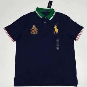 Polo Ralph Lauren Classic Fit Crest Polo